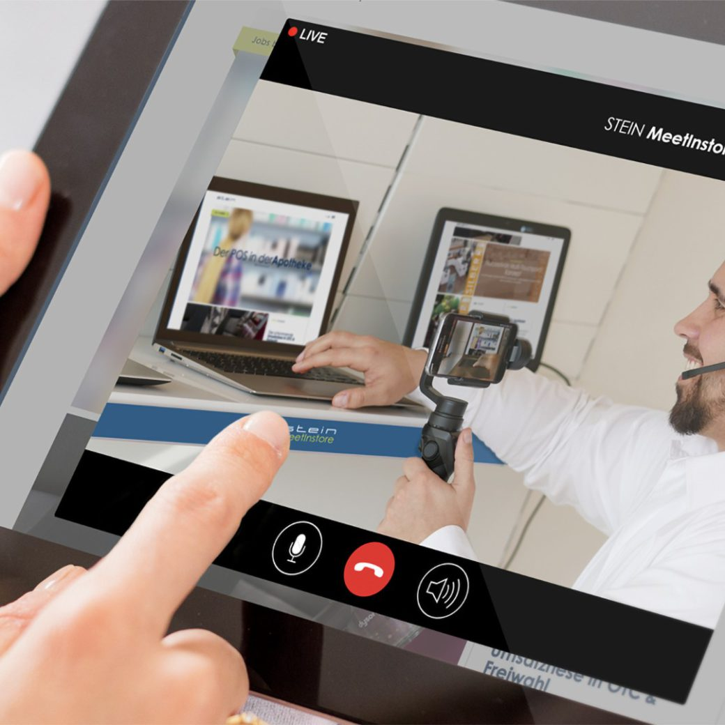 Stein MeetInstore - Next Level E-Commerce